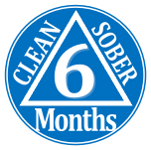 90 days clean and sober