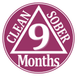 6months clean and sober