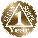 9 months clean and sober