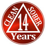 13 years in Narcotics Anonymous