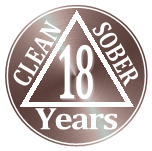 17 glorious years clean and sober